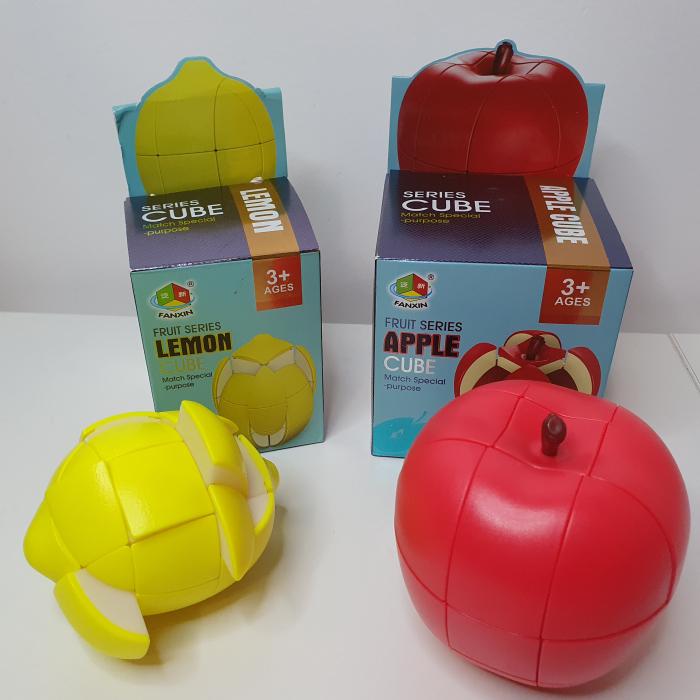 Pachet Cuburi Rubik  - Mar si Lamaie [1]