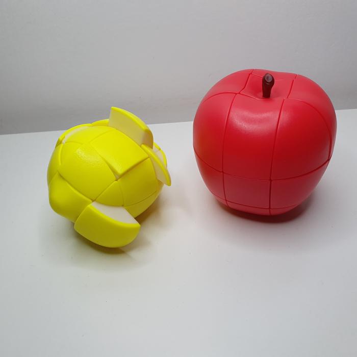 Pachet Cuburi Rubik  - Mar si Lamaie [2]