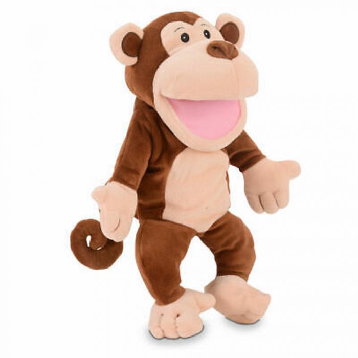 Personaj teatrul de papusi - Maimuta / Big monkey puppet 0