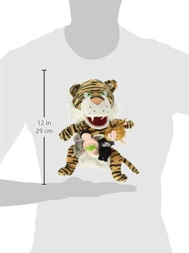 Set papusa si marionete - Cartea Junglei / Jungle book hand&finger puppet set [3]