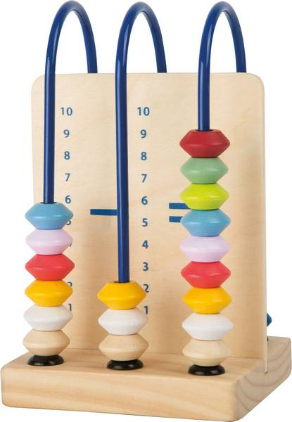"""Abac din lemn / Small Abacus Learning Toy """"Educate"""" - Legler 2"""