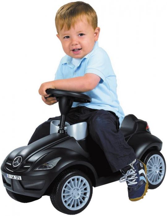 Big Bobbycar premergator Mercedes Benz Slk [1]