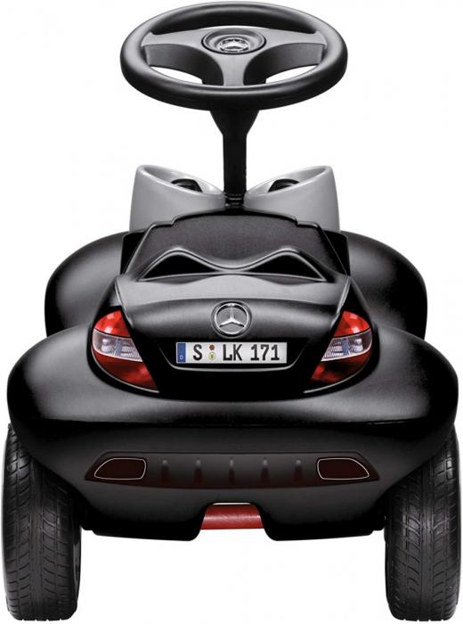 Big Bobbycar premergator Mercedes Benz Slk [2]
