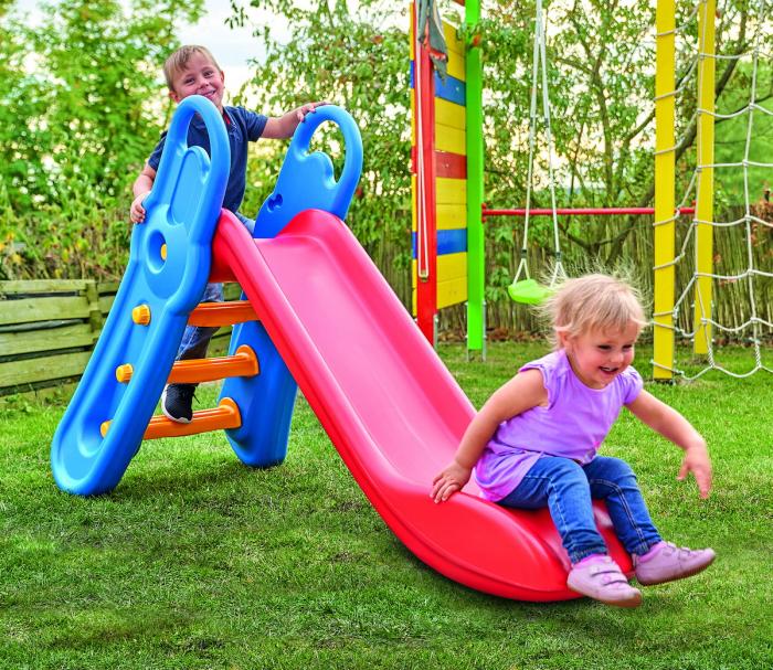 Big Tobogan Fun Slide 152cm [2]