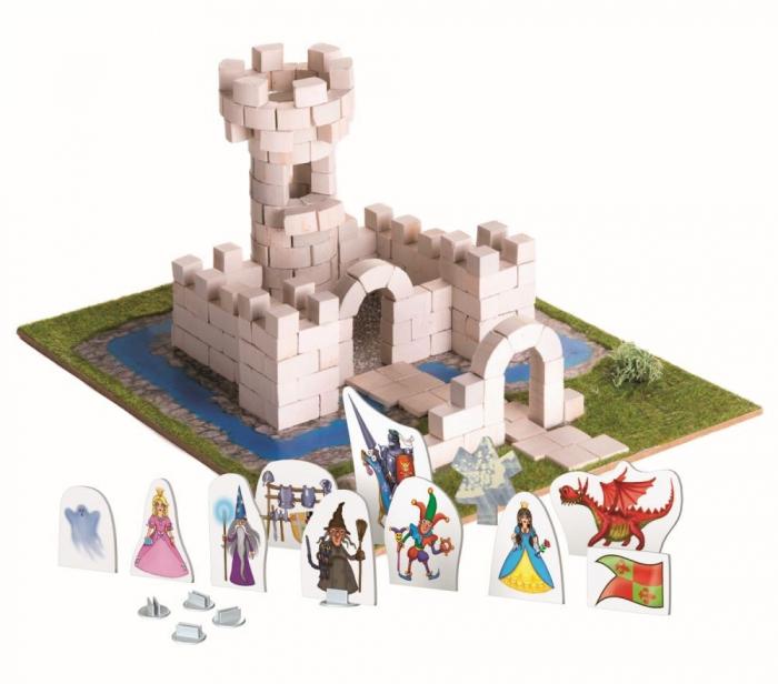 Brick Trick castelul din caramidute ceramice [0]