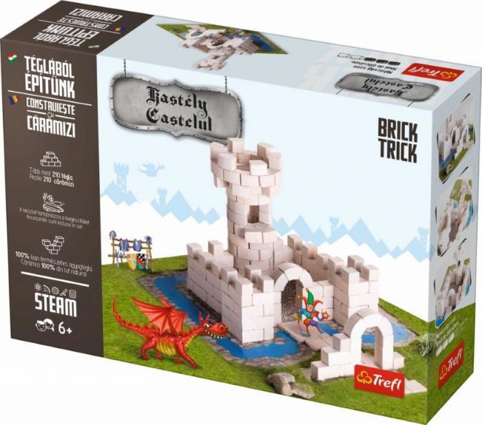Brick Trick castelul din caramidute ceramice [1]