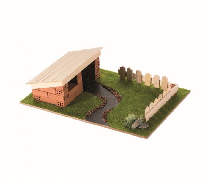 Brick Trick grajdul din caramidute ceramice [4]