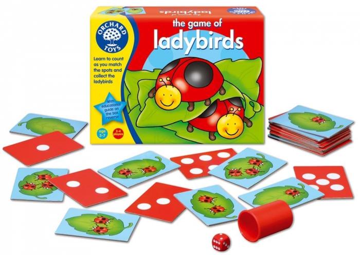 Buburuzele / LADYBIRDS 1