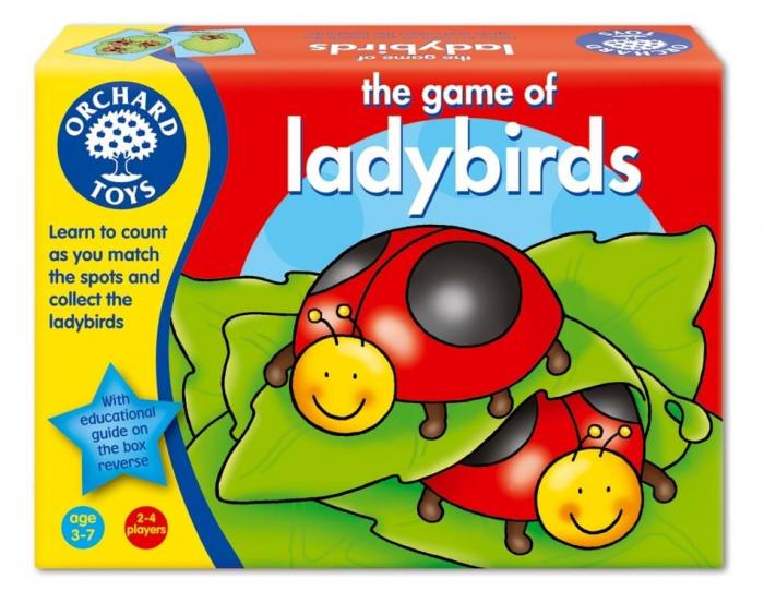 Buburuzele / LADYBIRDS 0