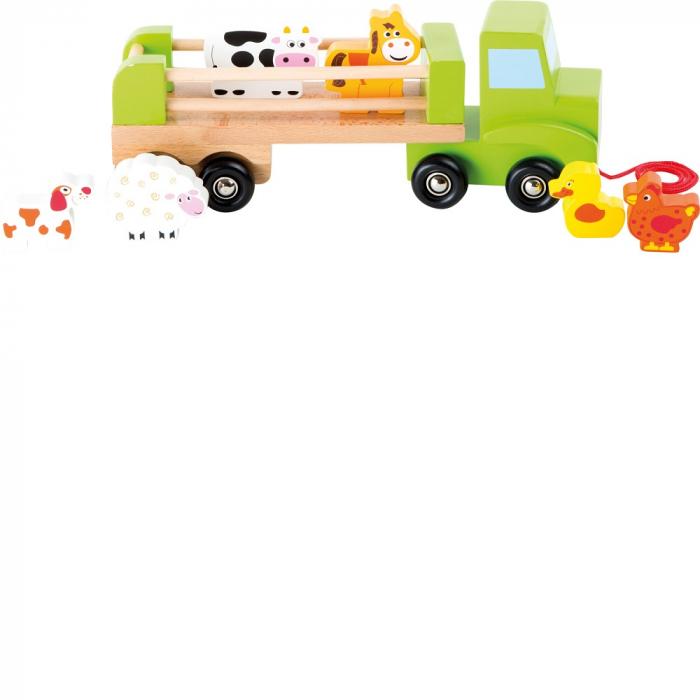 Camion cu animale 0