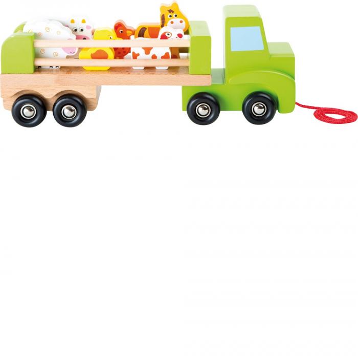 Camion cu animale 1