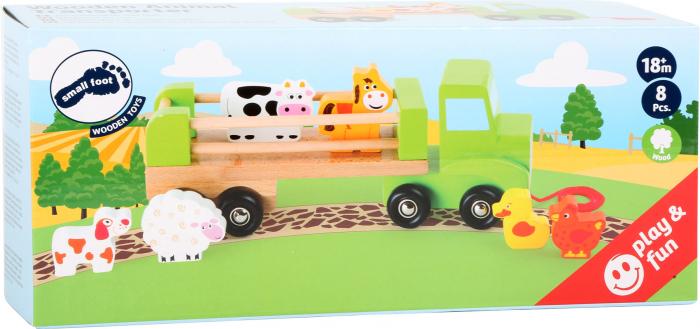 Camion cu animale 2