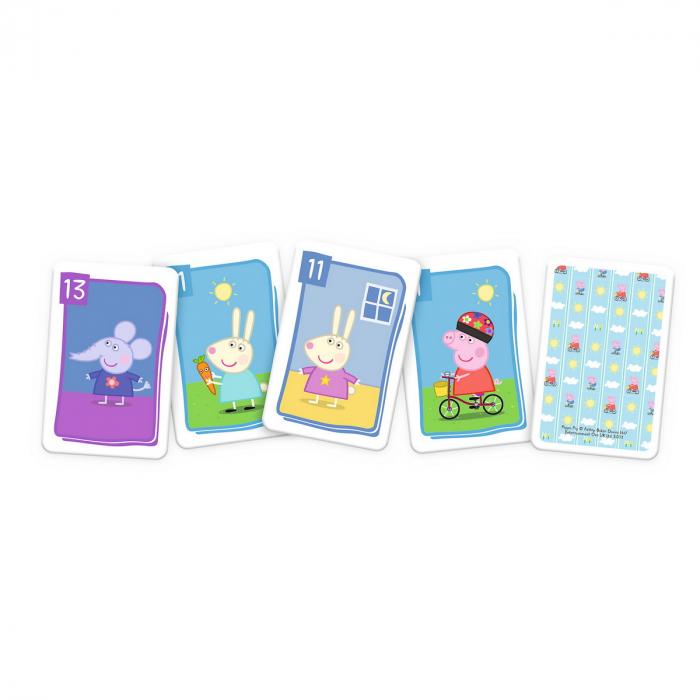 Carti de joc Pacalici Peppa pig [2]