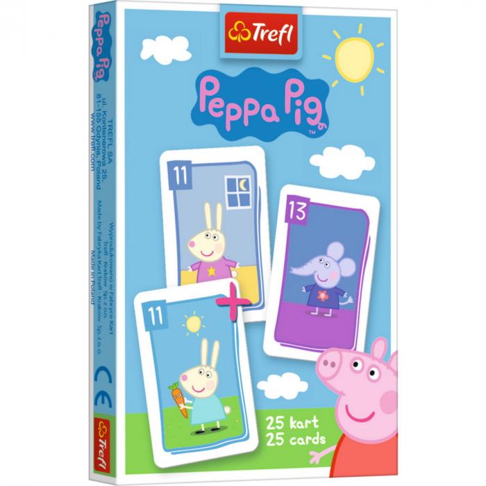 Carti de joc Pacalici Peppa pig [0]