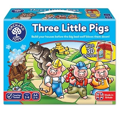 Cei trei purcelusi / THREE LITTLE PIGS 2