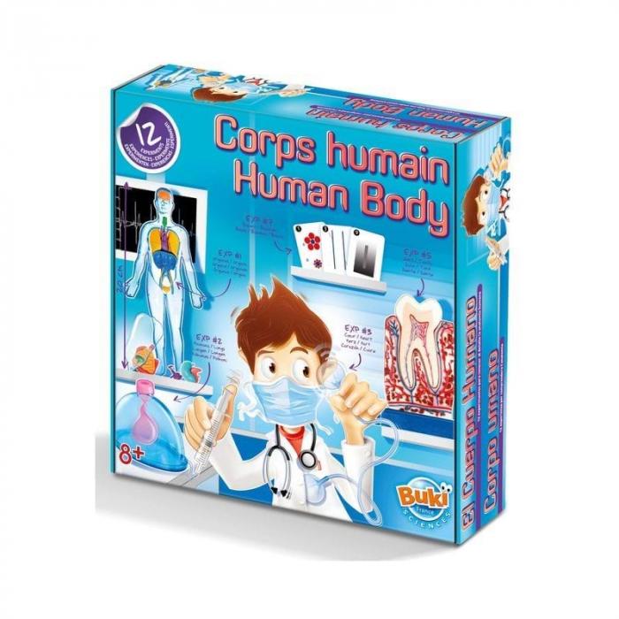 Corpul uman - 12 experimente 0