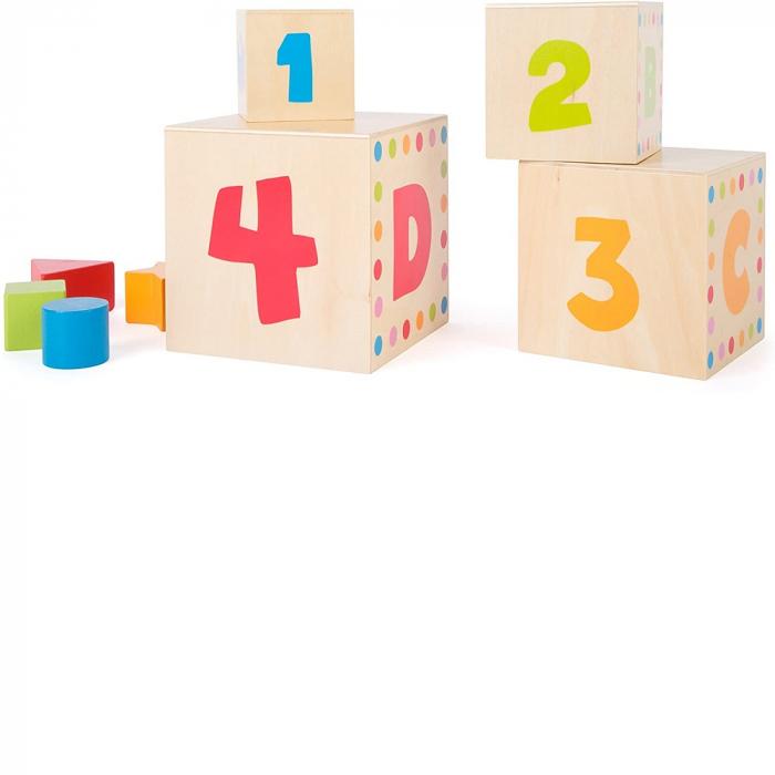Cuburi de sortat si stivuit 3