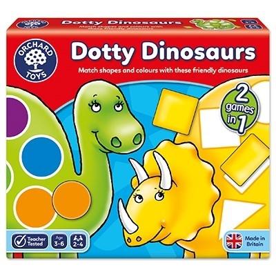 Dinozaurii cu pete / DOTTY DINOSAURS [3]