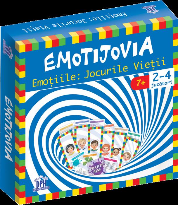 EMOTIJOVIA - joc educativ Didactica Publishing House [0]