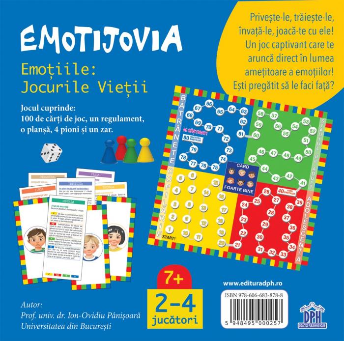 EMOTIJOVIA - joc educativ Didactica Publishing House [1]