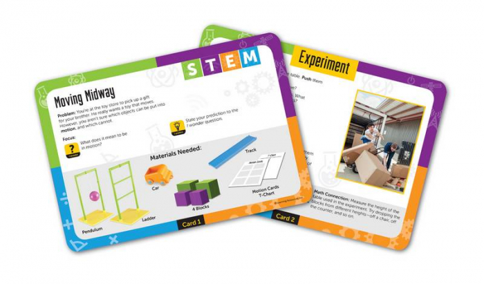 Forta si miscare - jucarie STEM Learning Resources 4