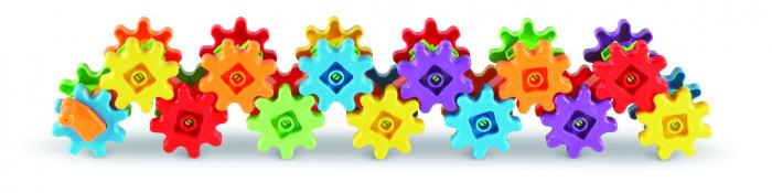 Gears!Gears!Primul meu set de construit - Learning Resources 1