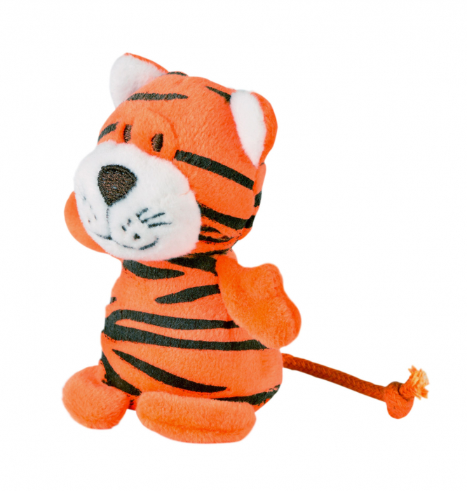Gentuta multifunctionala Tigru / Tiger Cush N Case - Fiesta Crafts 1