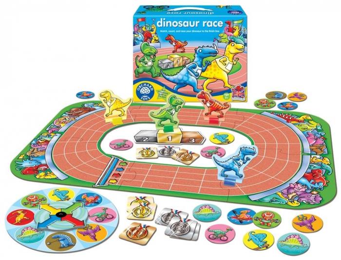 Intrecerea dinozaurilor / Dinosaur Race 1