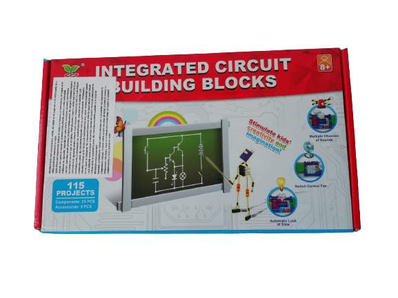 Joc constructie cu circuite integrate 115 proiecte 11
