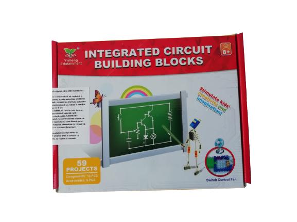 Joc constructie cu circuite integrate 59 proiecte 3