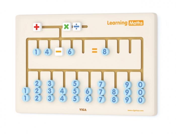 Joc de perete Matematica 0