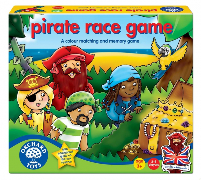 Joc de societate Cursa piratilor PIRATE RACE 0