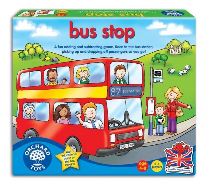Joc educativ Autobuzul / BUS STOP 0
