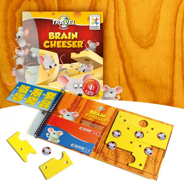 Joc educativ Brain Cheeser - Smart Games 1