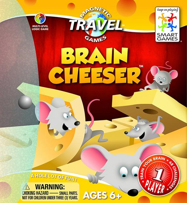 Joc educativ Brain Cheeser - Smart Games 0