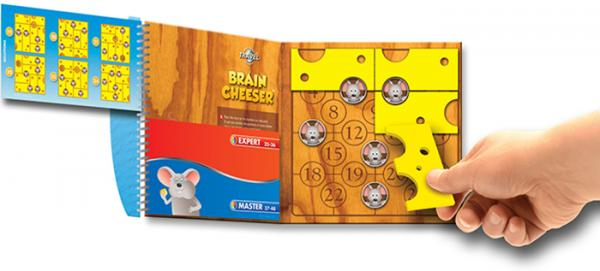Joc educativ Brain Cheeser - Smart Games 2