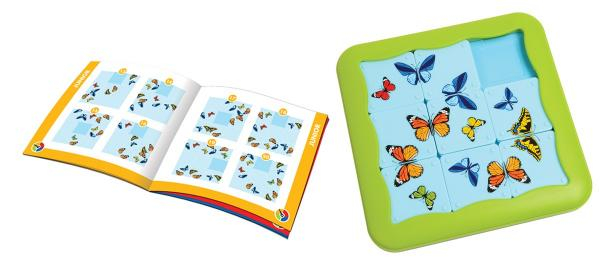 Joc educativ Butterflies - Smart Games 1
