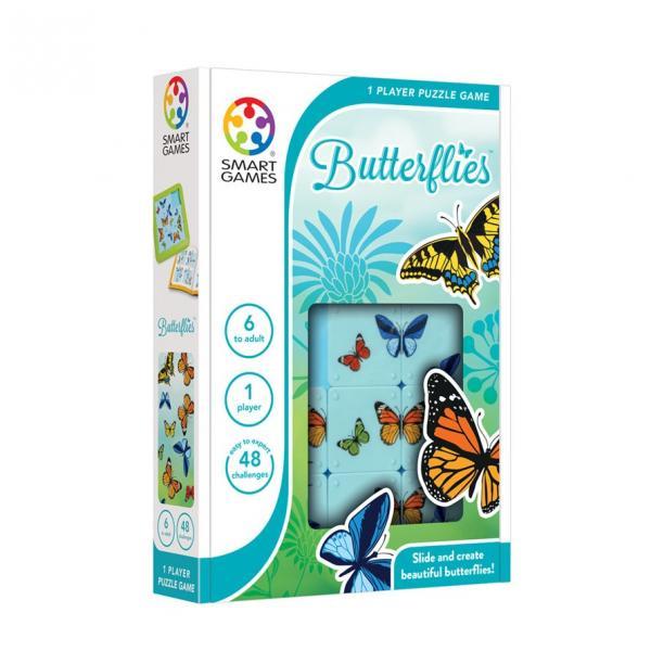Joc educativ Butterflies - Smart Games 0