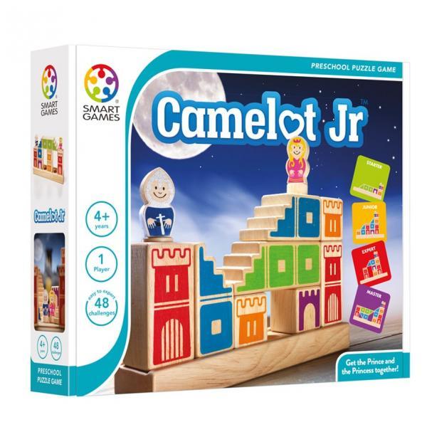 Joc educativ Camelot Jr. - Smartgames 0