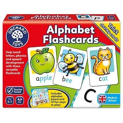 Joc educativ in limba engleza ALPHABET FLASHCARDS [2]