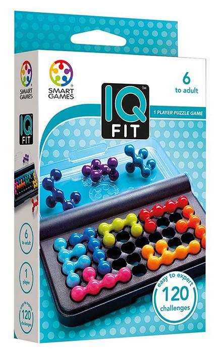 Joc educativ IQ FIT - Smartgames 0