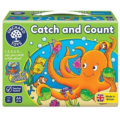 Joc educativ Prinde si Numara CATCH AND COUNT 0