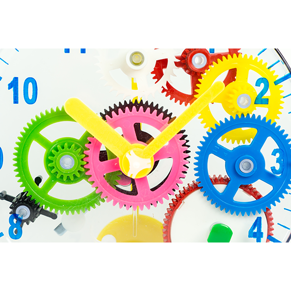 Joc educativ The Amazing Clock Kit / The Happy Puzzle Company 2
