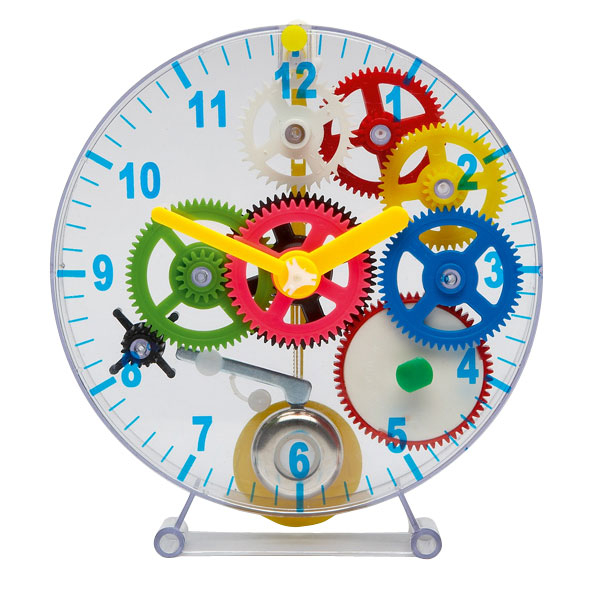 Joc educativ The Amazing Clock Kit / The Happy Puzzle Company 0