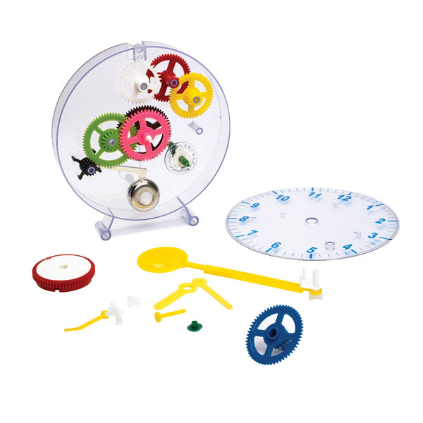 Joc educativ The Amazing Clock Kit / The Happy Puzzle Company 1