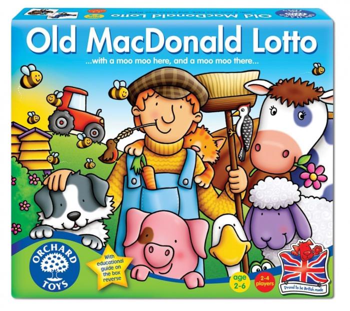 Joc Loto OLD MACDONALD 0