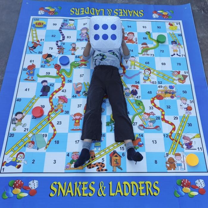 Joc Snakes & Ladders Jumbo 4