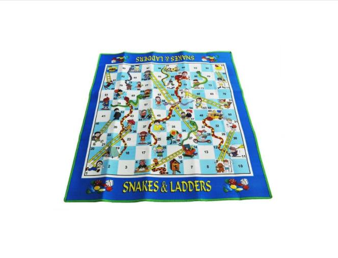 Joc Snakes & Ladders Jumbo 0