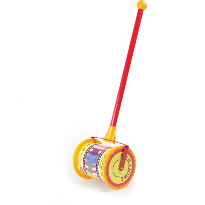 Jucarie de impins / Push Along Toy Melody - Legler 0