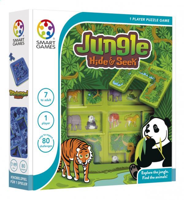 Jungle - Hide & Seek 0